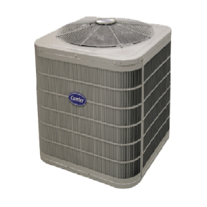 Carrier Comfort 15 Central Air Conditioner Air Control